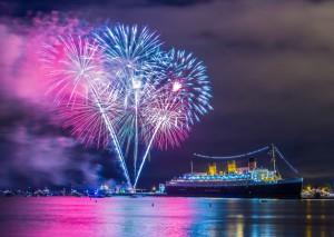 Long Beach Fireworks