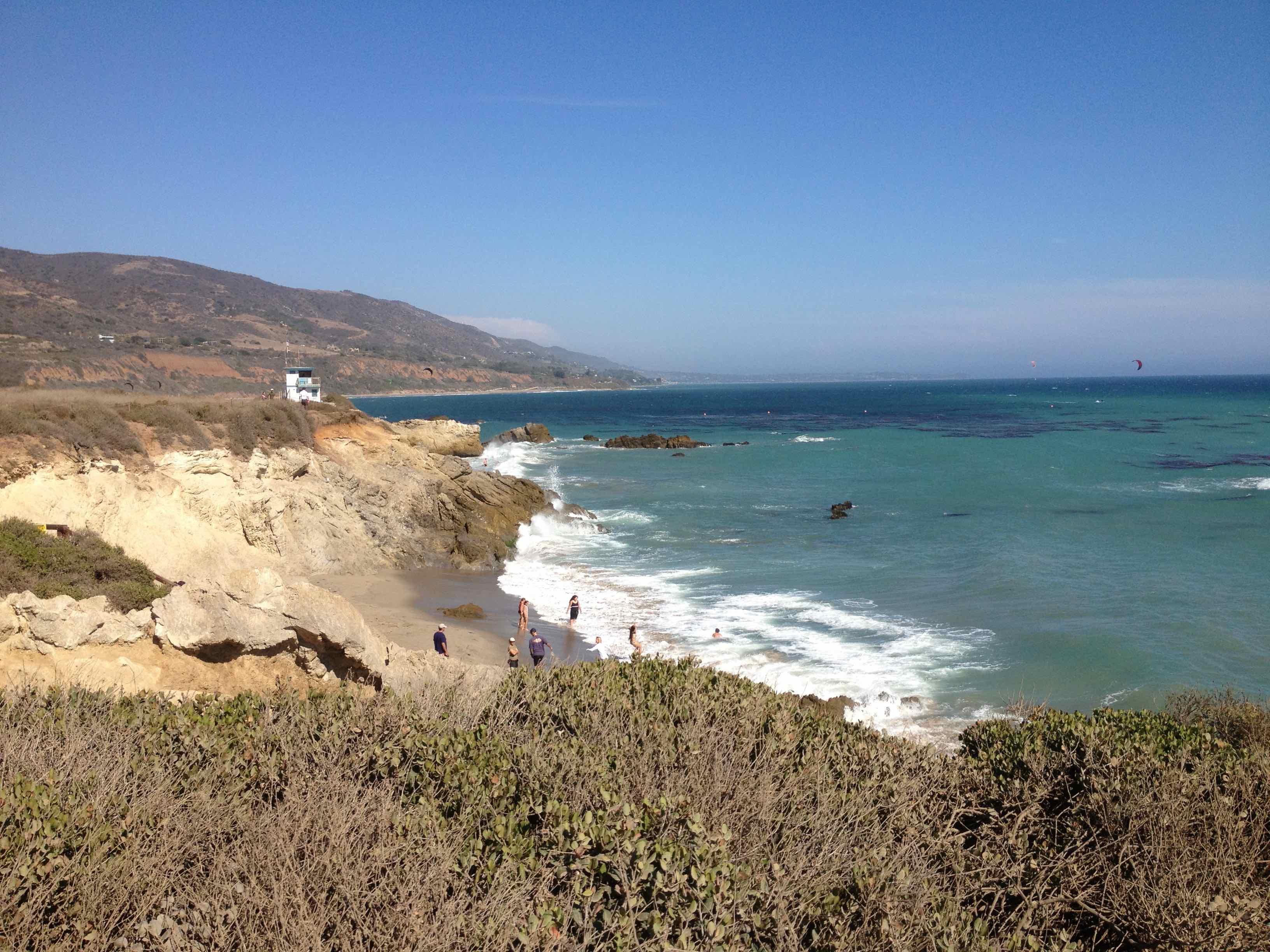 Leo Carrillo State Beach Surf