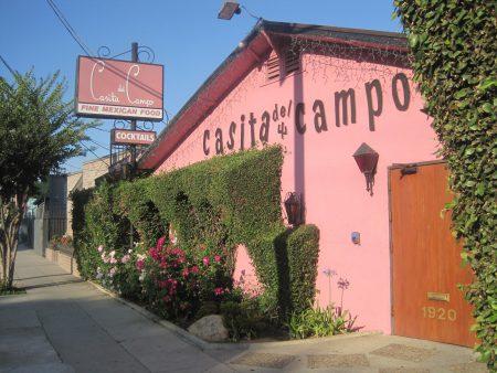 Casita Del Campo