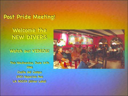 June Meeting Members
